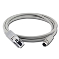 Communication Cable - (Mini DIN M to DB 9 F)