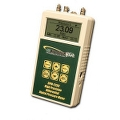 Digital Press/Vac Meter - Differential - +/-0.05% Full Scale - 4 1/2 Digit Disp. / High Speed