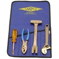 Non-Ferrous Tool Kit - Inch Tools Only - 4 piece