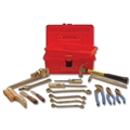Non-Ferrous Tool Kit - Inch Tools Only - 16 piece