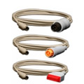 Blood Pressure Cables for BC Biomedical's PS & NIBP Series