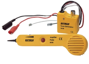 Extech Model 40180 Tone Generator & Amplifier Probe Kit