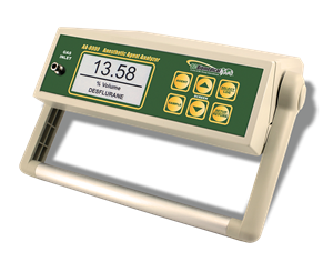 NEW Portable Anesthetic Agent Analyzer