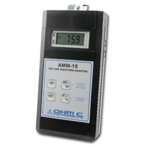 Dew Point Meter - (Hand Held) - Air Line Moisture Monitor