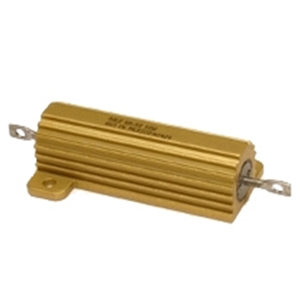 Power Resistor (External) - 1 Ohm, 50W, 1%