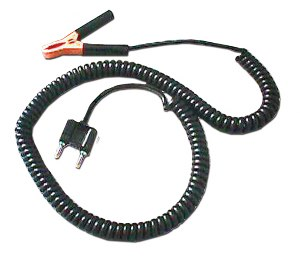 Kelvin Cable - 8' (DNI Type) - Black