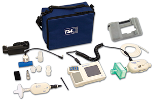 Ventilator Analyzer - Portable - Full Featured