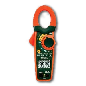 Clamp-On Meter - 800A AC/DC - True RMS