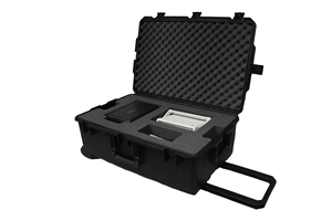 Hard Carrying Case for ESU-2050 or ESU-2050P and accessories