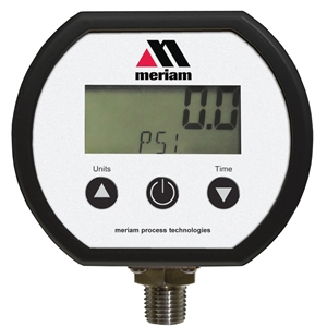 Digital Pressure Gauge - High Accuracy +/-0.1% - Ranges up to 5000 PSIG