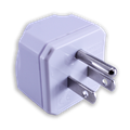 Adapter Plug - US (Grounded)