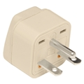 Adapter Plug - US (Grounded - 220V)