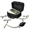 NIBP Simulator Kit - Includes NIBP-1020 w/Batt. - + Case & Accessories