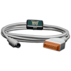 Cardiac Output Cable - GE/Marquette (Direct Connect)